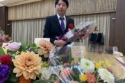 卒業式典(射水JC)